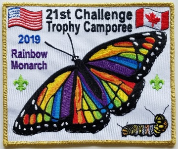 21st CTC - Large Patch